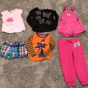Bundle of 3T clothes
